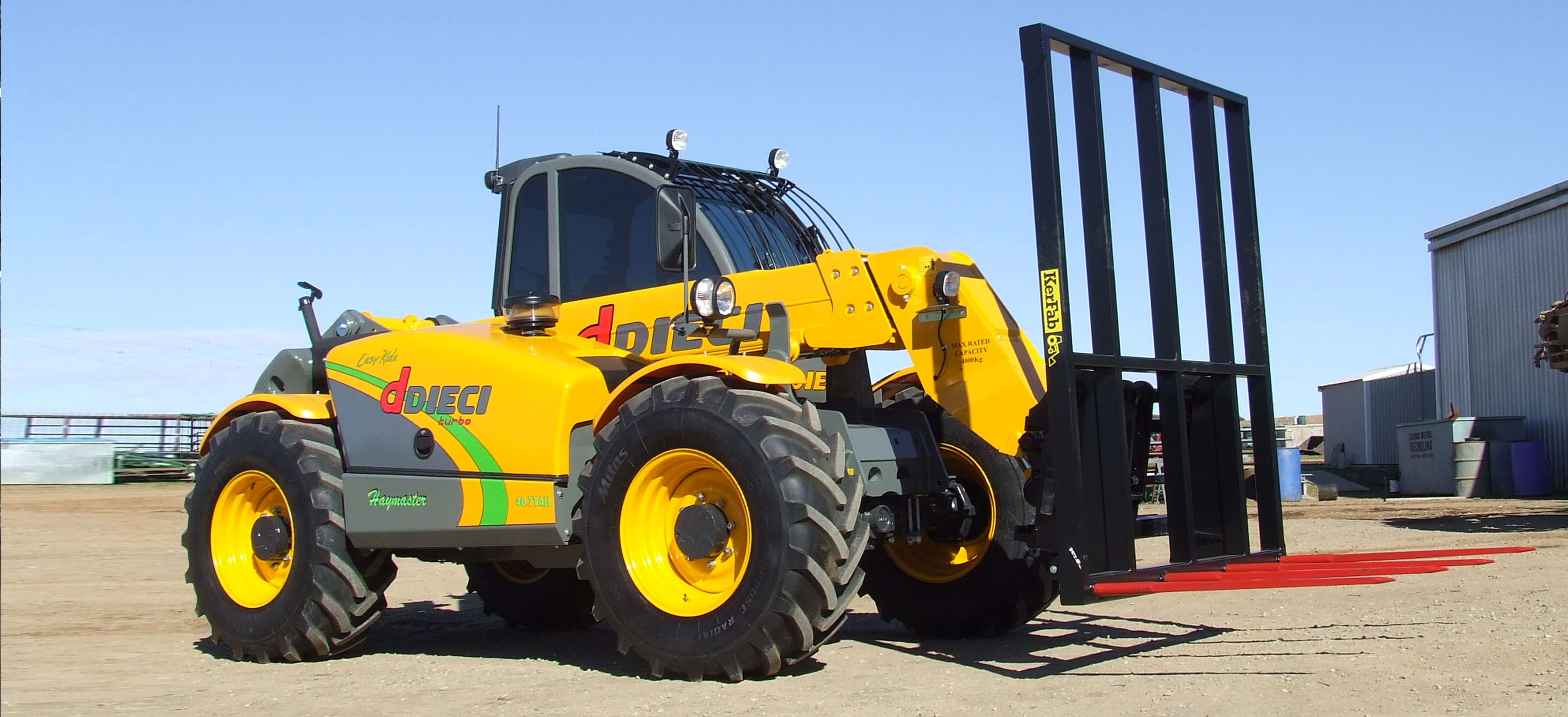 used forklifts townsville